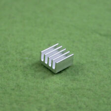 100pcs Aluminum 8.8x8.8x5MM Heat Sink for StepStick A4988 Chip IC LED Power