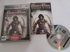 Prince of Persia: Warrior Within - Platinum (Sony PlayStation 2, 2005)