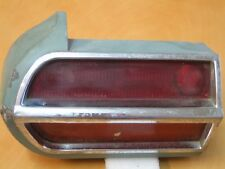 Studebaker/Study Left Tail Lamp