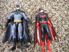 DC Universe Infinite Batman Batwoman figure set lot Titans TV complete 3 3/4