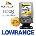 Lowrance HOOK 3x Fishfinder + 83/200 Transducer New HOOK Fish finder - OZ Model