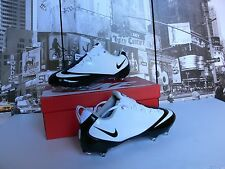 NEW Nike Zoom Vapor Carbon D 7-stud detachable Black WHITE US 15