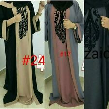 New open front abayas/dress/islamic wear/saudi women dress.size.54.56.58