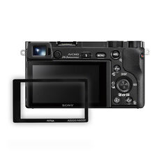 FOTGA Glass LCD Display Screen Protector Guard Cover for Sony A5000 A6000 Camera