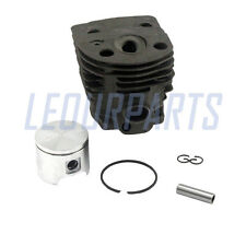 NEW CYLINDER PISTON KIT 46MM FIT HUSQVARNA 51 55 REP# 503 60 91 71 CHAINSAW