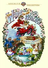 Wind in the Willows (Animated Movie) Region Free DVD - Sealed