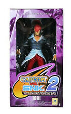 "CAPCOM v SNK STREETFIGHTER IORI 6"" video game figure toy ps3, x box , snes"