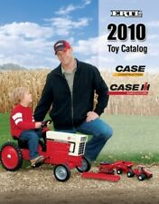 ERTL 2010 CASE IH LARGE TOY CATALOG 1/64 1/50 1/16
