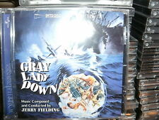 GRAY LADY DOWN,INTRADA FILM SOUNDTRACK LTD EDITION
