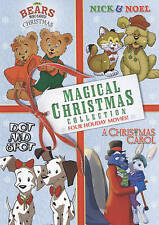 Magical Christmas Collection DVDs-Good Condition