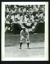 Babe Ruth 1943 Yankees Press Wire Photo