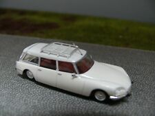 1/87 Brekina Citroen DS Break weiß 14213