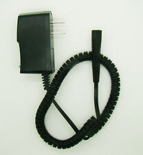 US 6V Charger Power Lead Cord For Braun Shaver 130, 130s, 140, 150, 140S-1
