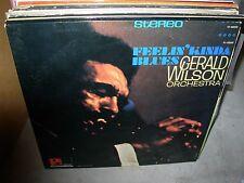 GERALD WILSON feelin' kinda blues ( jazz )