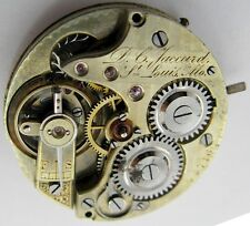 used Agassiz for Mermod & Jaccard Co. 17 jewels Watch movement ... LS 29.5 mm