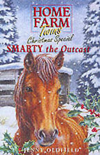 Smarty the Outcast (Home Farm Twins) Jenny Oldfield Very Good Book