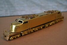 V-DAY Sale!  USED - NWSL Brass - Class EF-4  2-D-D-2 CSS&SB Little Joe - Powered