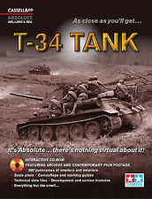 Absolute T-34 Cd Rom (Absolute Cd-Roms), , New Book