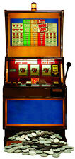 Slot Machine Exclusive Party Vegas Casino Vacation Standup Cardboard Poster