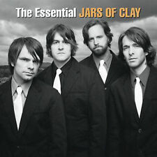 The Essential by Jars of Clay (CD, Sep-2007, 2 Discs, Legacy) SEALED NEW!