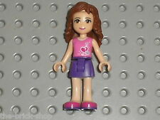Personnage LEGO FRIENDS Minifig Olivia / Set 41101 Heartlake Grand Hotel