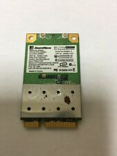 ASUS  X58L Notebook PC WLAN Module AzureWave Model:AR5891 OEM