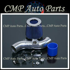BLUE 2002-2007 SUBARU IMPREZA WRX 2.0 2.0L 2.5 2.5L TURBOCHARGED AIR INTAKE KIT
