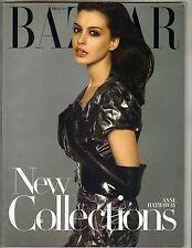 ANNE HATHAWAY Harper's Bazaar Magazine 7/07 NEW COLLECTIONS