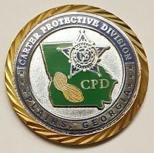 USSS U.S. Secret Service POTUS Jimmy Carter CPD PPD Carter Protective Division