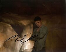MAX IRONS GENUINE AUTHENTIC SIGNED THE HOST 10X8 PHOTO AFTAL & UACC [9399]