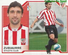 ZUBIAURRE ESPANA ATHLETIC CLUB STICKER LIGA ESTE 2008 PANINI