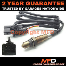 LAMBDA OXYGEN WIDEBAND SENSOR FOR FORD FOCUS MK2 2.5 ST (2005-11) FRONT 5 WIRE