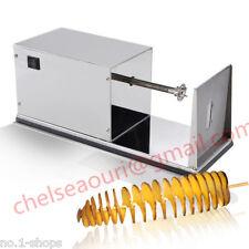 Electric potato cutter for sale automatic tornado homemade potato chip vegetable