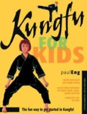 Kungfu For Kids (Tuttle Martial Arts for Kids)-ExLibrary
