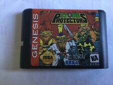 Megadrive Genesis Stone Protectors Trolls Free Region  Video Game Cart