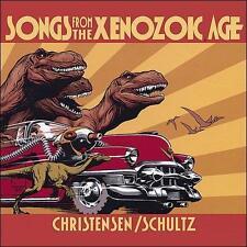 Songs from the Xenozoic Age by Christensen/Schultz/Schultz/Christensen (CD,...