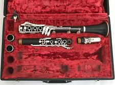 Selmer Paris Series 10 Full Boehm A-La Clarinet - 1975 Complete Restored