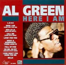 NEW - Here I Am by Green, Al