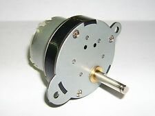Getriebe Motor elektrisch 12V 3 U/min / für Modellbau  usw.