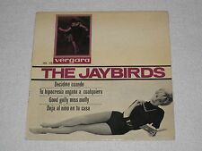 """THE JAYBIRDS / YOU CAN´T DO THAT BEATLES COVER´S SPANISH ORIGINAL ISSUE EP 7"""""""