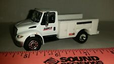 1/64 CUSTOM INTERNATIONAL PROSTAR CASE IH SERVICE TRUCK ERTL FARM TOY FREE SHIP!