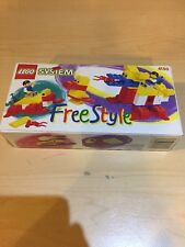 1995 VINTAGE LEGO SYSTEM 4150 FREESTYLE BUILDING SET RARE NEW MISB SEALED !