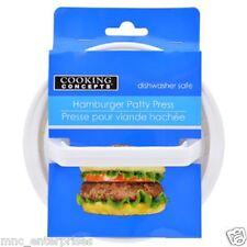 New 2 Piece Hamburger Press Free Shipping