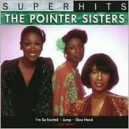POINTER SISTERS : SUPER HITS (CD) sealed