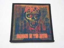 SLAYER SEASONS IN THE ABYSS SUBLIMATED PATCH