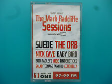 """VARIOUS ARTISTS  """" RADIO 1 - THE MARK RADCLIFFE SESSIONS - VOX  """"  CASSETTE"""