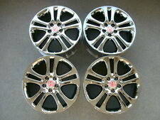 "Acura TSX 18"" factory alloy wheels rims w/tmps 09-13"
