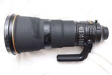 New Nikon AF-S NIKKOR 400mm f/2.8E FL ED VR Lens