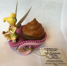 Disney Tinker Bell Chocolat-itude Collection So Much Chocolate So Little Time