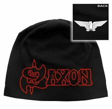 Saxon Logo & Eagle Beanie 106040 #